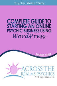 complete guide to building an Online Psychic Business using wordpress
