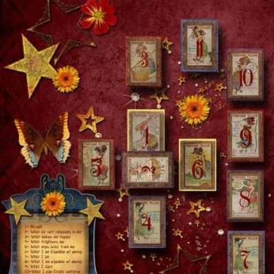 book lenormand card readings online