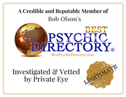 ATRpsychics Bob Olsons Best Psychic Directory Approved Member