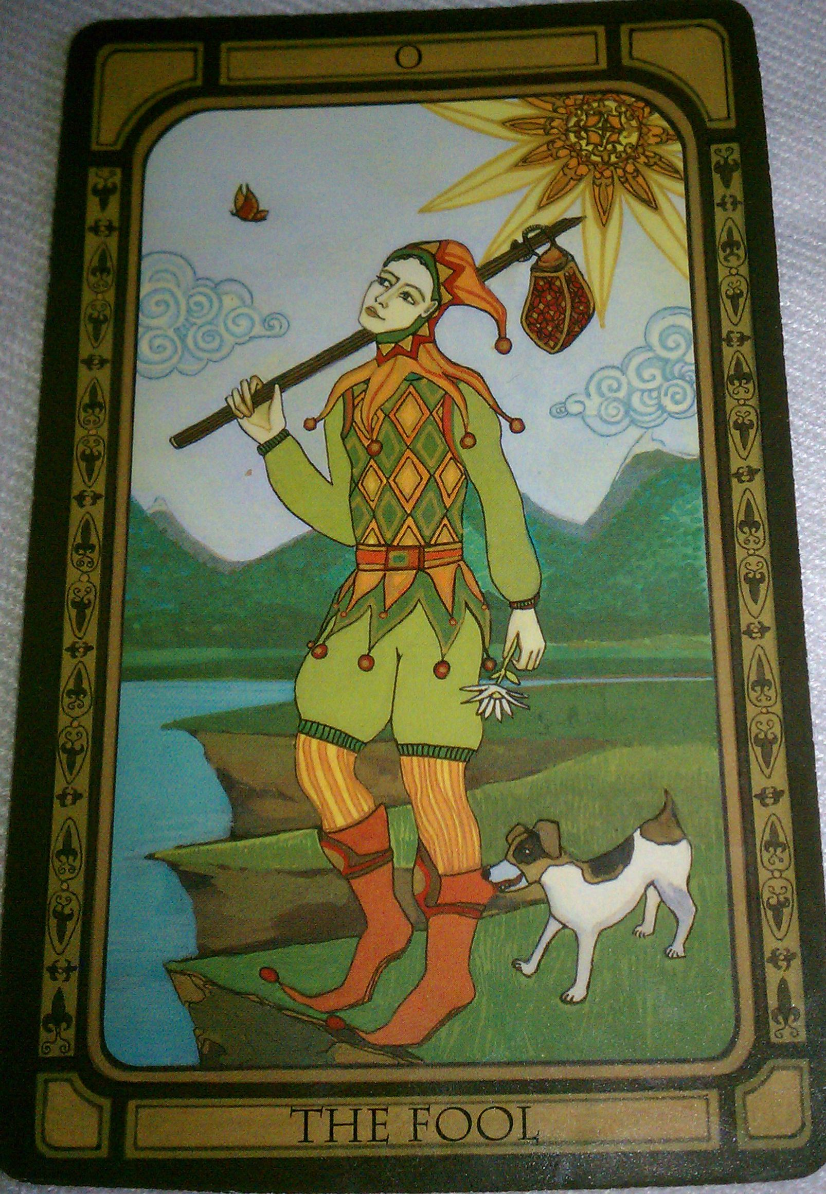 Upside & Reversed Meaning Of The Fool Major Arcana Tarot