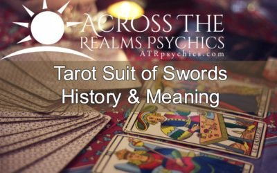 Tarot Suit of Swords History & Meaning