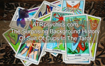 The Surprising Background History Of Suit Of Cups In The Tarot