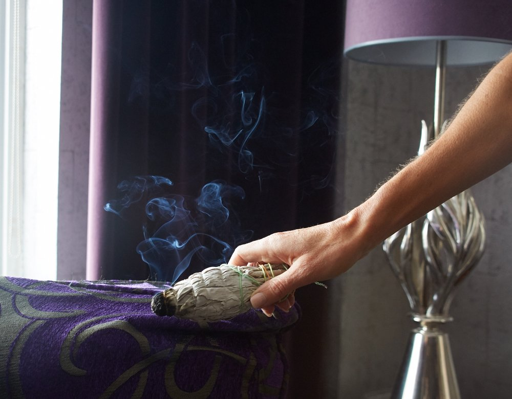 Spiritual Cleansing Psychic, Energy Clearings & Smudging In Traverse City & Northern MI