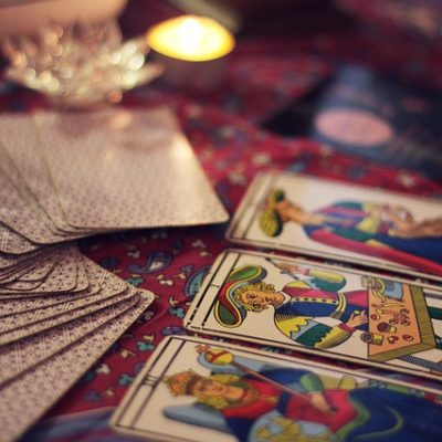 book psychic tarot card reading online