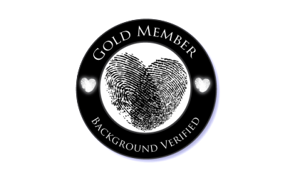 Psychic Website Seal Gold Member Background Verified