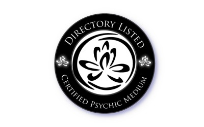 Psychic Website Seal Directory Listed Certified Psychic Medium